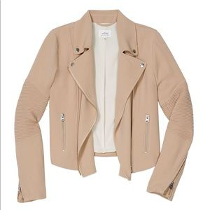 Aritzia Wilfred Montesson Moto Jacket